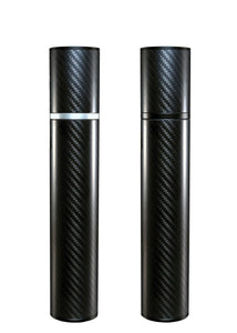"""Karbon Mill"" Carbon Fiber Salt & Pepper Mills"
