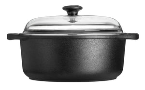 Skeppshult 4 Liter Casserole Dish with Glass Lid