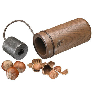 Skeppshult Boom Nutcracker Walnut Wood & Cast Iron