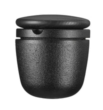 Skeppshult Swing Cast Iron Grinder with Black Ash Lid