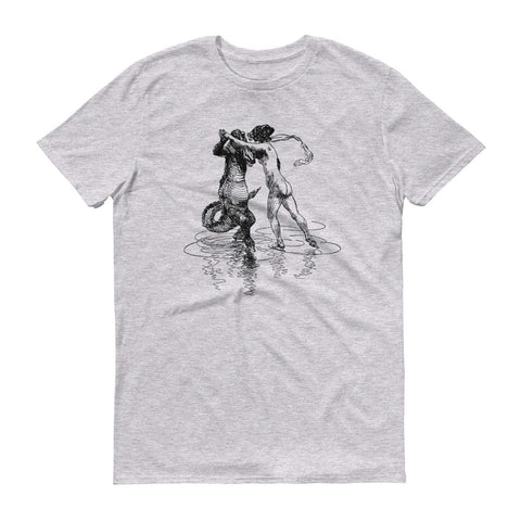 Heinrich Kley's Interspecies Dance t-shirt