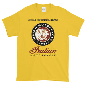 Indian Gildan 2000 Ultra Cotton T-Shirt Front Flat Daisy