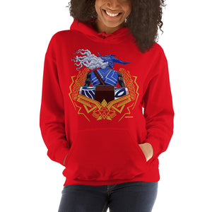 Drum King Guards Unisex Hoodie