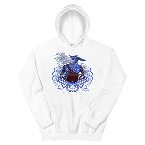 Drum King Guards Dark Blue Unisex Hoodie