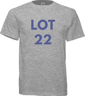 LOT 22 Short-Sleeve Shirt Grey
