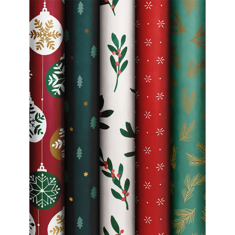 Wrapping Paper Roll (FAITHFUL TRADITIONS)