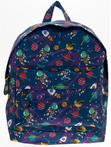 Outer Space Mini Backpack