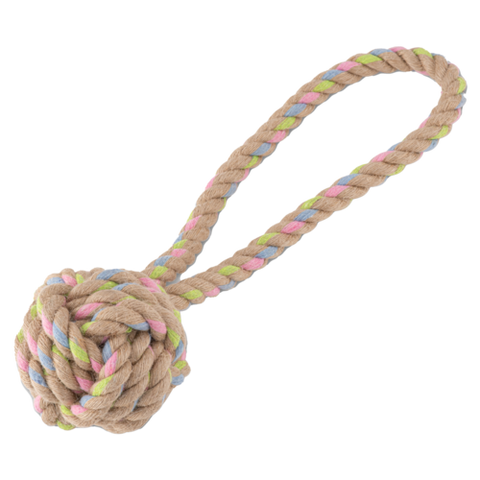 Hemp Ball with Loop