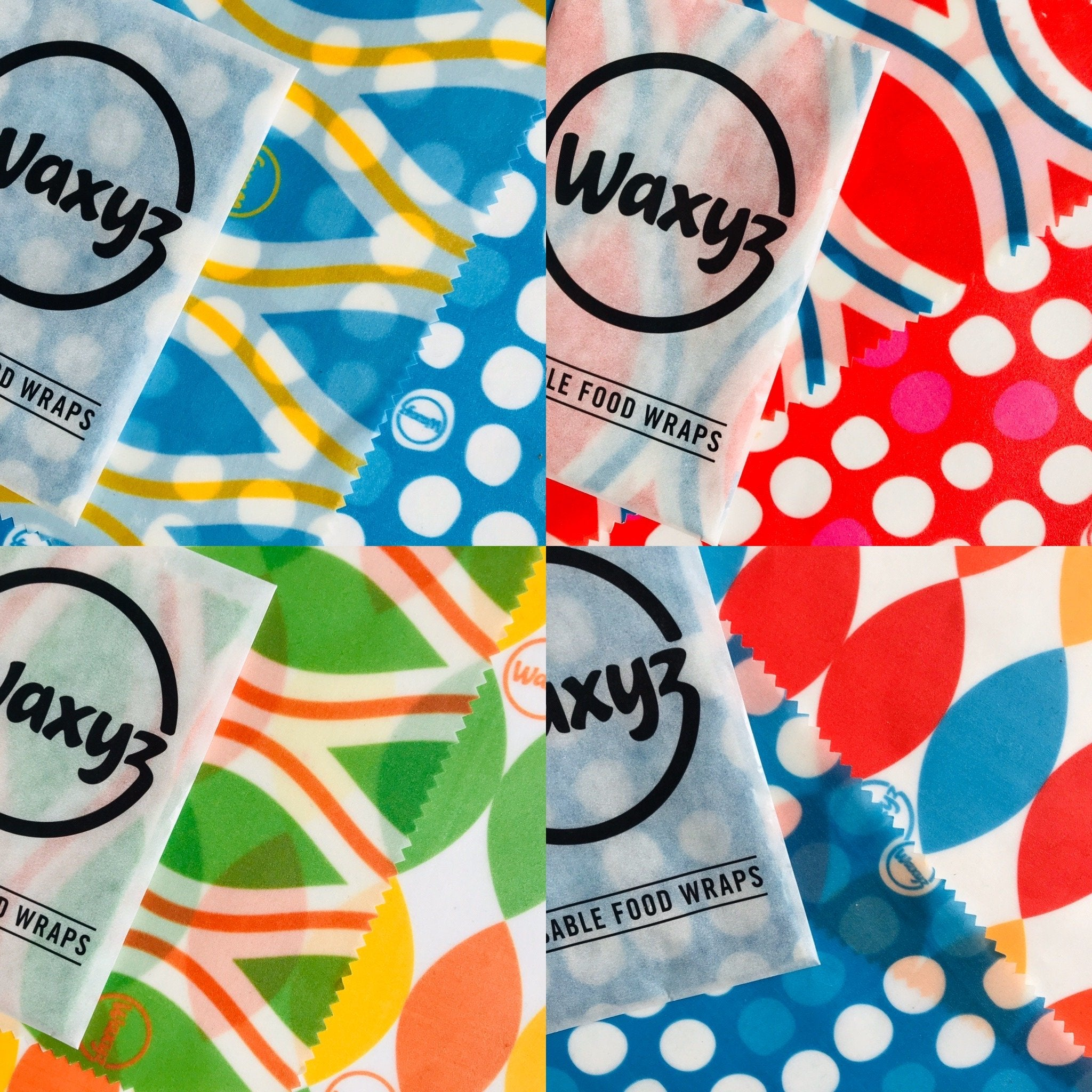 Waxyz Wrap - Twin Pack - One Small, One Medium