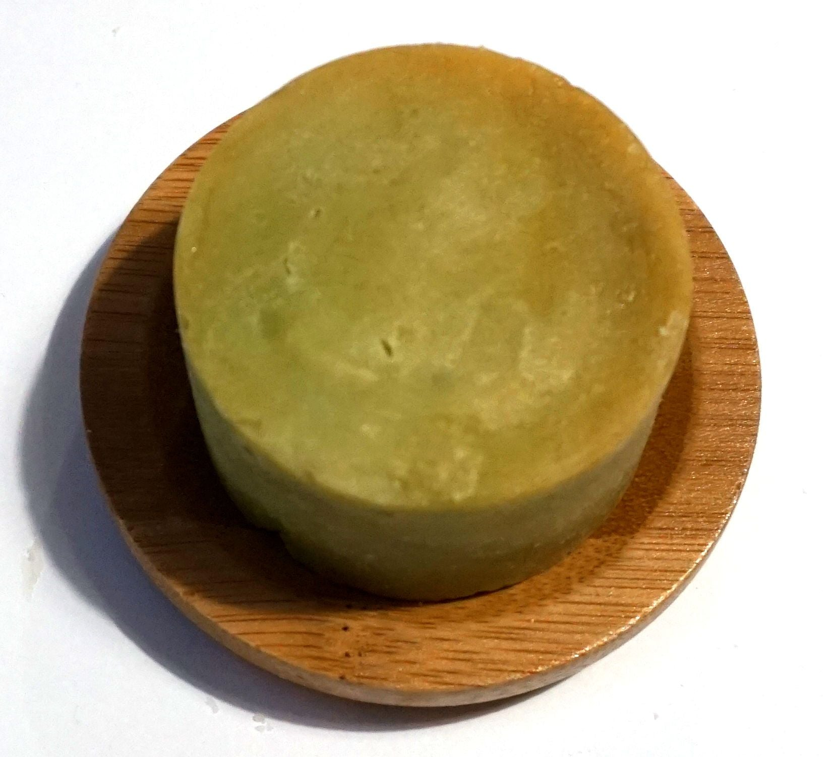 Lavender and Lime Shampoo Bar