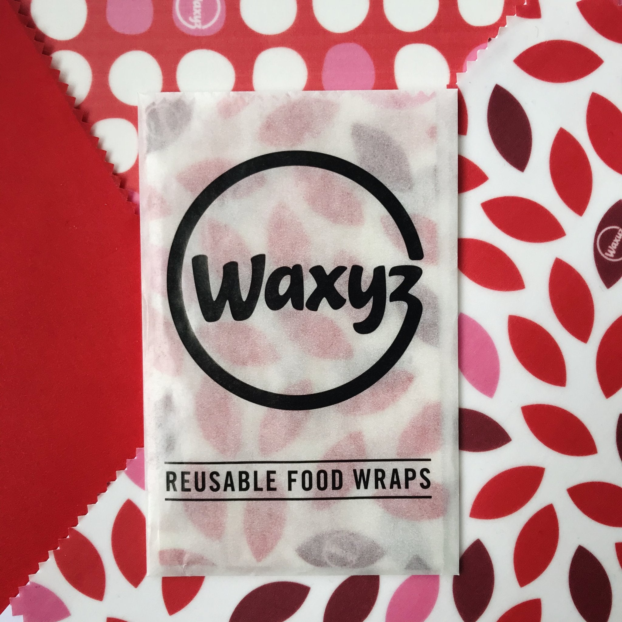 Waxyz Wrap - Triple Pack - One Small, One Medium, One Large