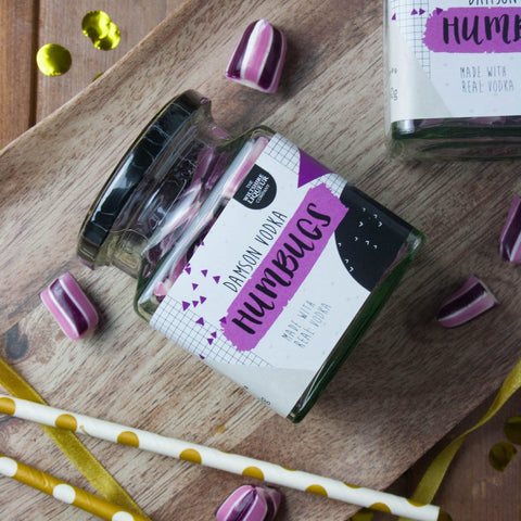 Damson Vodka Humbugs