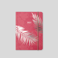 Gold Fern A6 Diary