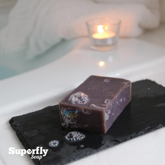 Black Fig & Sultana Soap Bar