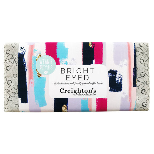 Bright Eyed Dark Chocolate Bar