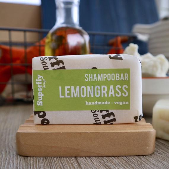 Superfly Lemongrass Shampoo Bar
