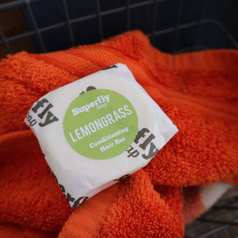 Lemongrass Conditioner Bar
