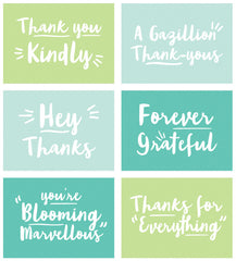 'Little Notes of Gratitude' Notecard Set