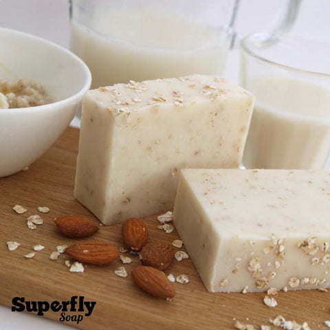 Almond & Oat Soap Bar