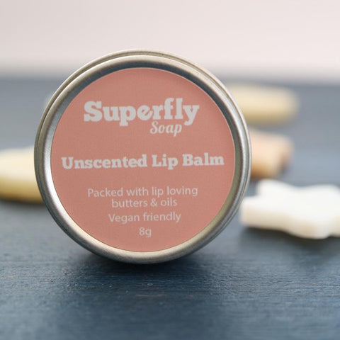 Unscented Lip Balm