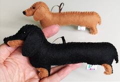 Sausage Dog Hanging Decoration
