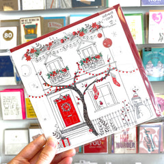 Cinnamon Aitch Advent Calendar Card