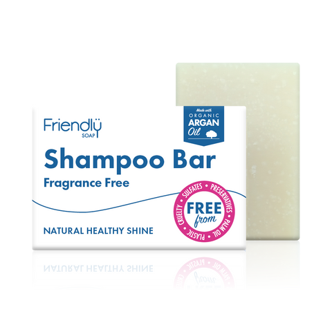 Fragrance-free Shampoo Bar