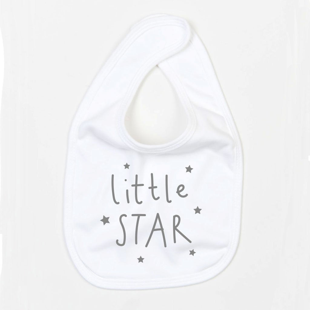 Little Star Baby Bib