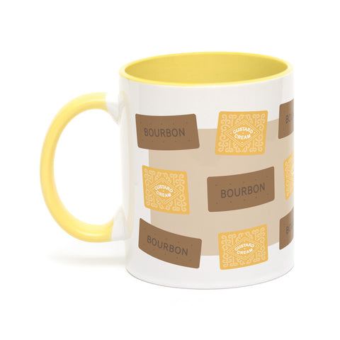 Custard Creams and Bourbons Mug