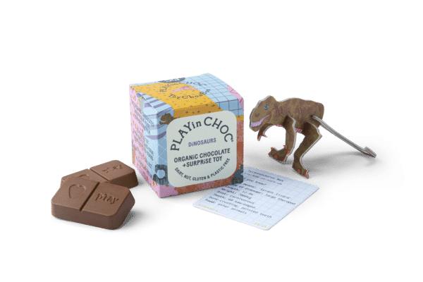 Toy Choc Box Dinosaurs