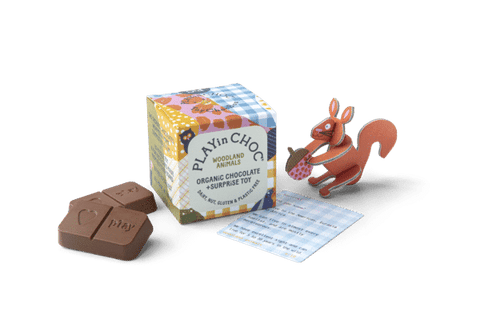 Toy Choc Box Woodland Animals