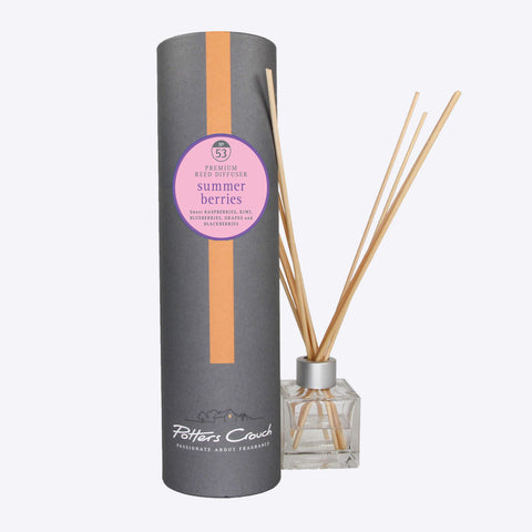 Summer Berries Scented Reed Diffuser