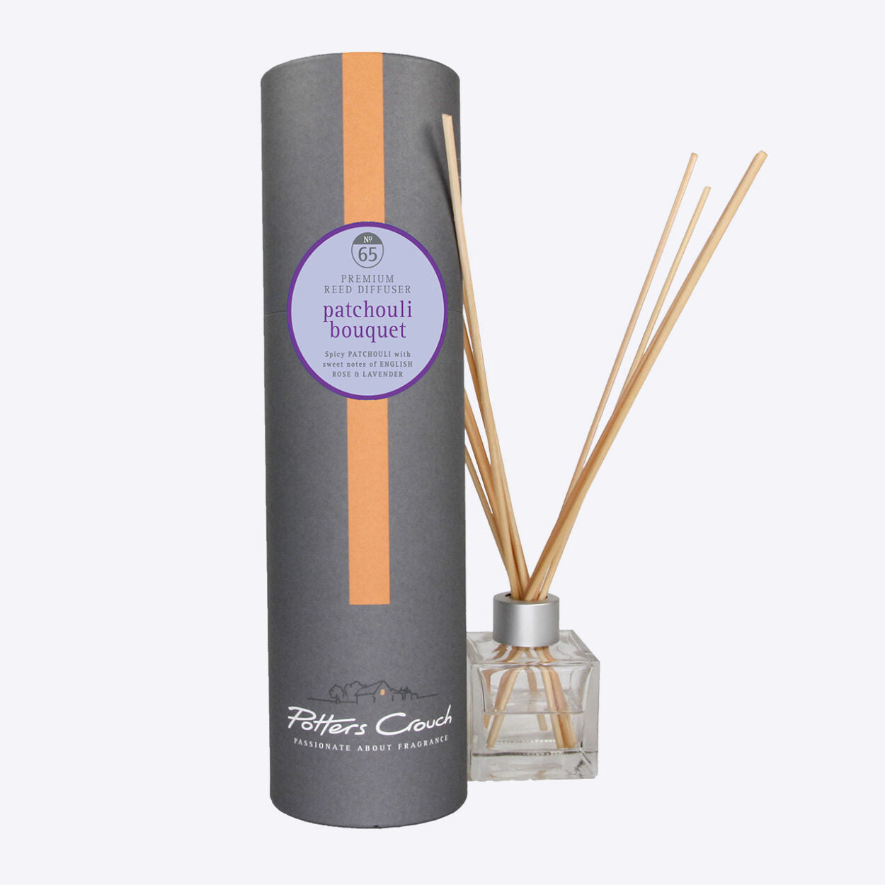 Patchouli Bouquet Scented Reed Diffuser