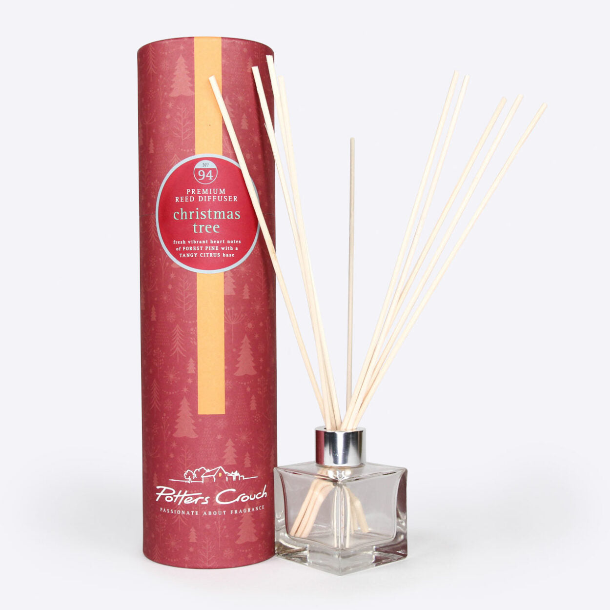 Christmas Tree Scented Reed Diffuser