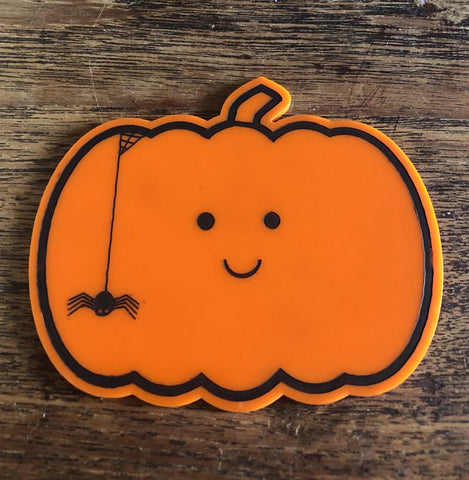 Barry The Pumpkin Coaster