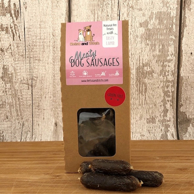 Lamb Dog Sausages