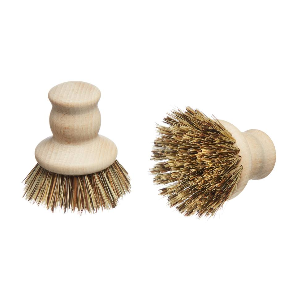 Wooden Pot Brush (FSC 100%)