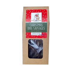 Christmas Game Sausages for Dogs