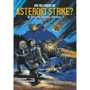 You Choose: Can You Survive a Asteroid Strike?