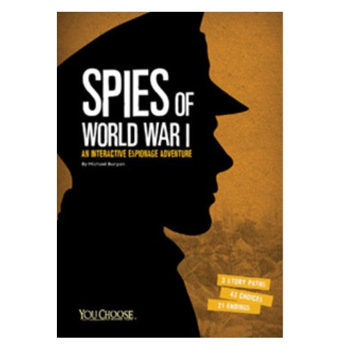 You Choose: Spies of World War I