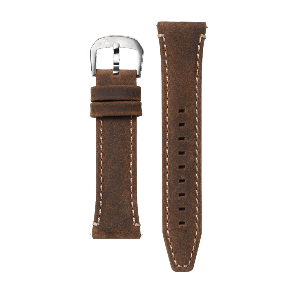901 Brown Strap 24mm