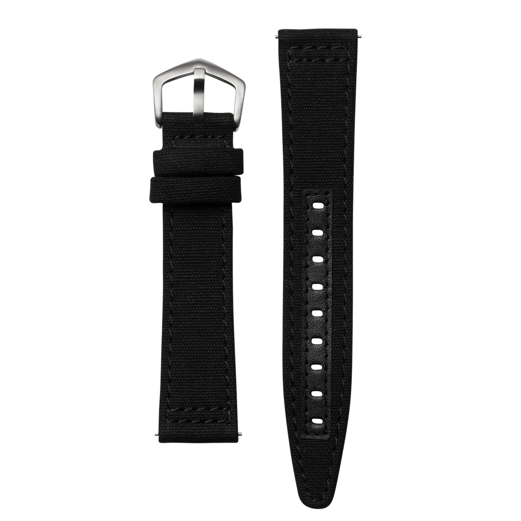 RJM Black Canvas 20mm