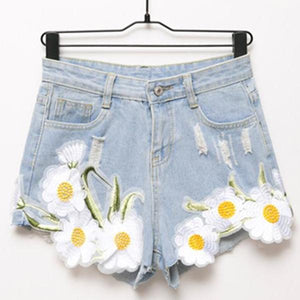 Miss Daisy Jean Shorts