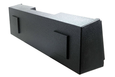"Chevrolet / GM Extended Cab LOADED Dual 8"" Subwoofer Box (1999-2007)"