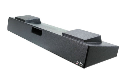 "Chevrolet / GM Crew Cab LOADED Dual 8"" Subwoofer Box (2007-2013)"