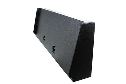 "Chevrolet / GM Crew Cab LOADED Dual 10"" Subwoofer Box (2014+)"
