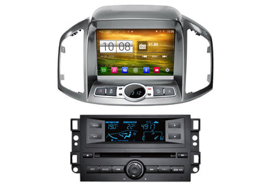 Chevrolet Captiva Android OS Navigation Car Stereo (2011-2012)