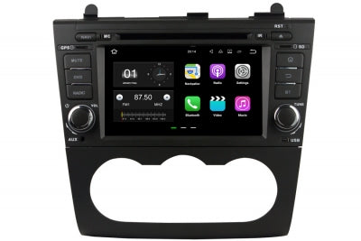 Nissan Altima 2007-2012 Aftermarket GPS Navigation DVD Car Stereo