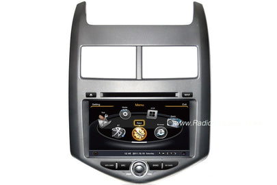 Chevrolet Aveo Sonic Touchscreen GPS Navigation Car Stereo (2011-2013)
