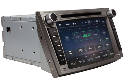 Subaru Legacy Outback Aftermarket GPS Navigation DVD Car Stereo (2008-2014)